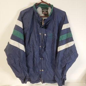Vintage 90s Adidas Windbreaker